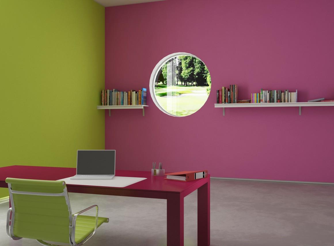 couleur peinture bureau idee peinture bureau des idaces pour amacnager un bureau idee couleur. Black Bedroom Furniture Sets. Home Design Ideas