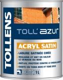 Toll'Azur Acryl Satin